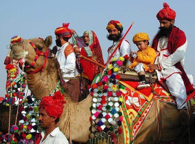 pushkar fair india rajasthan